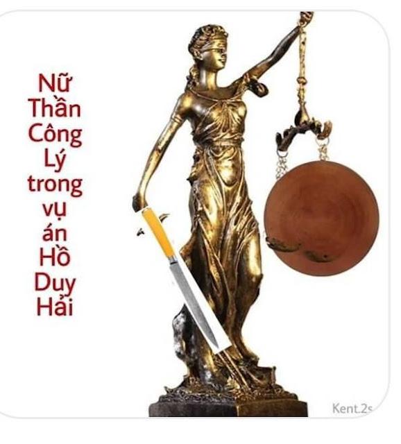 Giả thiết Hồ Duy Hải có giết người thì phán quyết đã đưa ra không thể coi là công lý