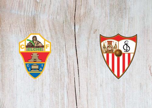 Elche vs Sevilla -Highlights 06 March 2021
