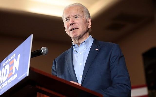Joe Biden é eleito como o novo presidente dos Estados Unidos