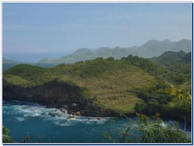 Lokasi Pantai Sembukan Wonogiri