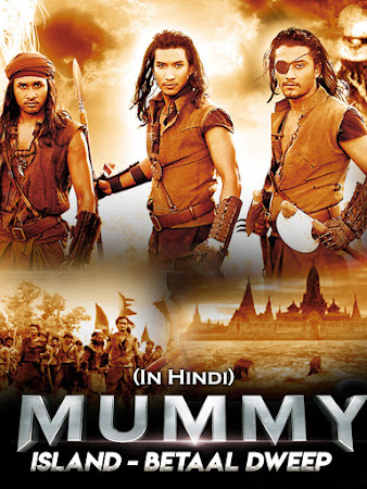 Poster Of Mummy Island Bethal Dweep Full Movie in Hindi HD Free download Watch Online 720P HD
