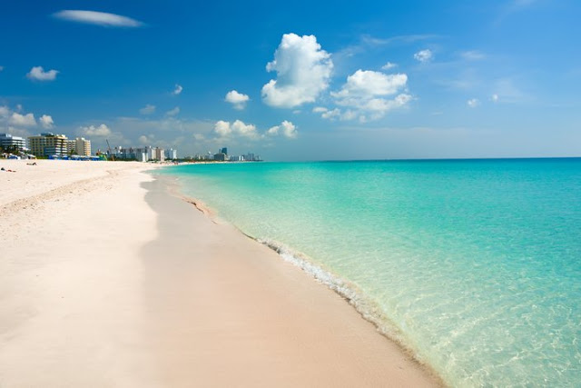 Playa Haulover Beach en Miami