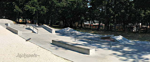 Skatepark La tremblade