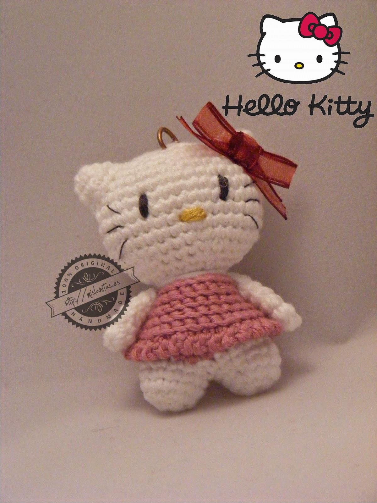 Amigurumi Hello Kitty no Elo7 | Dona Gatta Crochê (E03EA4) | 1600x1200