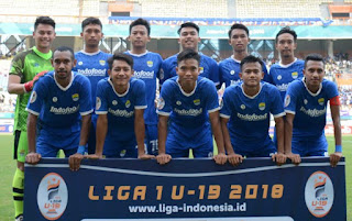Persib Bandung Hadapi Persija Jakarta di Final Liga 1 U-19 2018