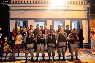 Site destaca trabalho do sargento Eleutério e equipe na região do Seridó Paraibano