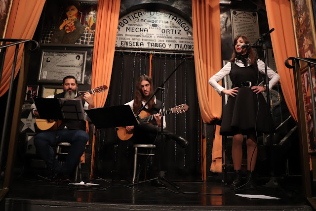 Faubourg Sentimental: Tres marplatenses en uno de los escenarios más importantes de Buenos Aires