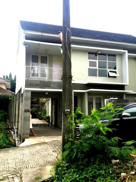 Dijual Rumah Minimalis 2 Lantai Rp3,3 Miliar di Lokasi Strategis Pondok Karya Tangsel