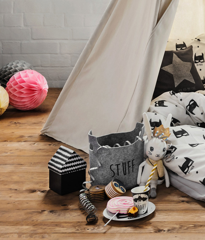 Halloween party - H&M home kids collection