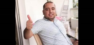 إدارة المستشفى تخفي إصابة الطبيب  لؤي اسماعيل (32 عاماً) بفيروس كورونا