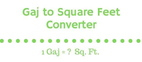 95 Gaj in Square Feet(sq ft) / Meter: 95 गज ज़मीन में कितना स्क्वायर फिट होता है