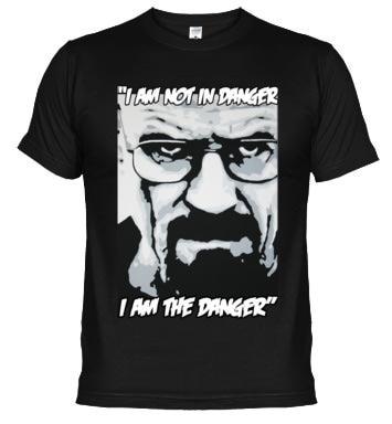 81188a82f Camiseta Heisenberg (I am the dange.