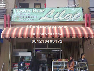 Jasa Canopy Kain di Makassar