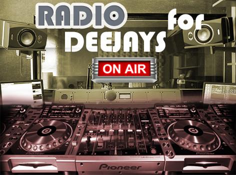 Radio DJ ¡estate al tanto de las novedades!