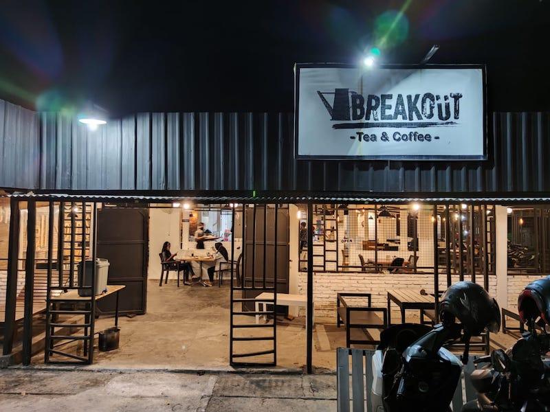 Breakout Cafe, Tempat Nongkrong Asik dan Cozy di Boyolali
