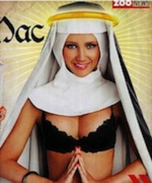 Catholic boobs