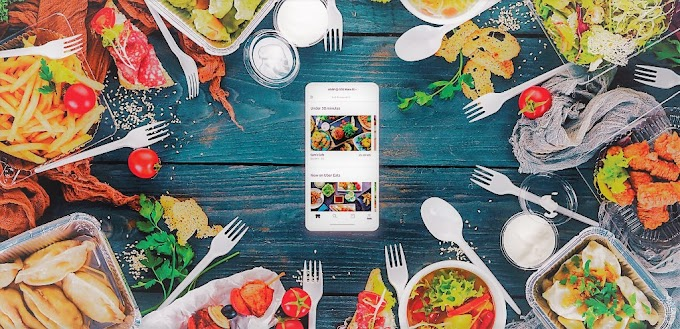 FREE FOOD Delivered During Coronavirus Crisis - Don't Go Hungry While 'Sheltering In Place' Thanks To These Apps...