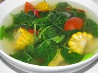 Inilah 10 menu Sayur untuk Sahur saat Puasa yang Sehat