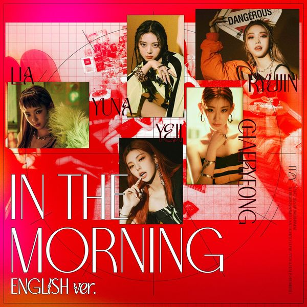 ITZY – In the morning (English Ver.) – Single