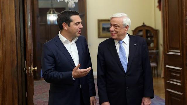 Η προεκλογική περίοδος ξεκινάει - Στον Πρόεδρο της Δημοκρατίας το απόγευμα το Τσίπρας