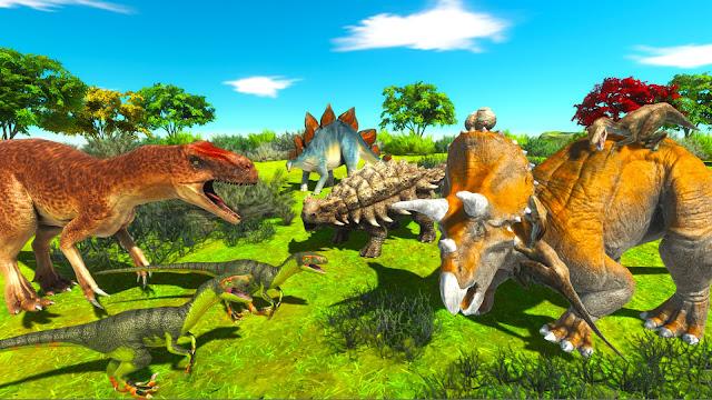Animal Revolt Battle Simulator