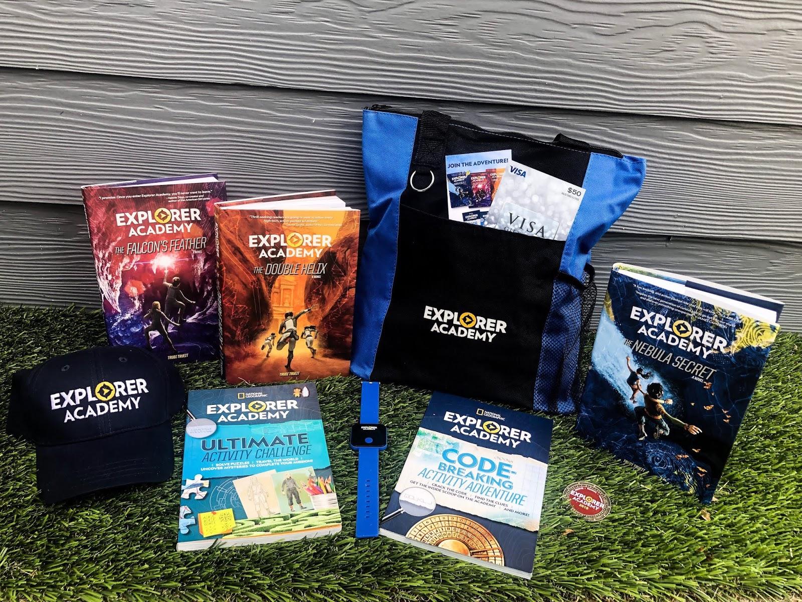 exploreracademy com giveaway