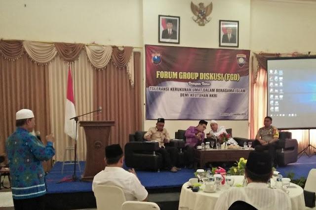 Ada 2 Dusun Di Lamongan Yang Terpapar Radikalisme