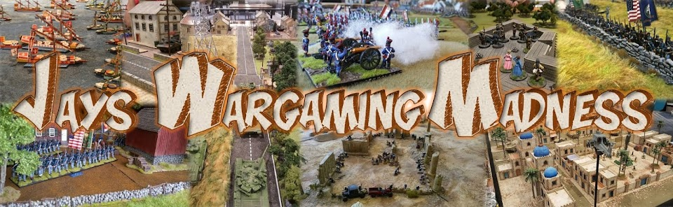 Jay's Wargaming Madness