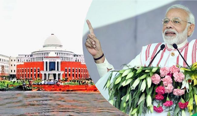 19 साल बाद झारखंड को किराए की विधानसभा से पीएम मोदी दिलाएंगे मुक्ति