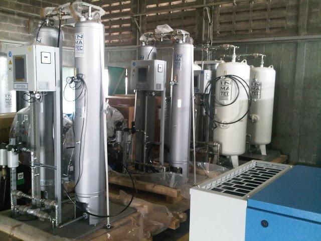 RSUDAU akan Bangun Gedung Oxygen Concentrator