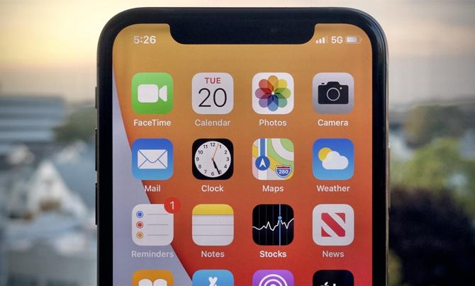 Tại việt nam iPhone 12 được dùng 5G