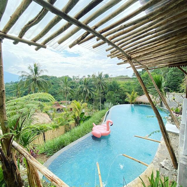 Penginapan di Bogor dengan Private Pool Terbaru