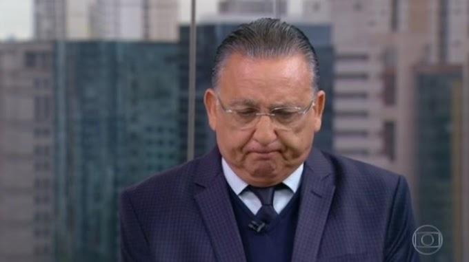 Galvão Bueno não tem mais vontade de transmitir nenhum jogo neste ano