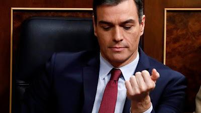 Pedro sánchez, psoe, podemos, eta, independentistas, frente popular
