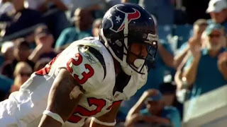 Arian Foster, One of the best Running backs in Houston Texans and NFL History
