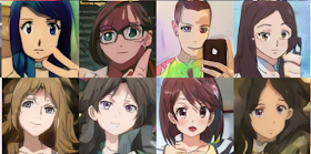 Face To Anime : Transform Your Face Into Anime Character