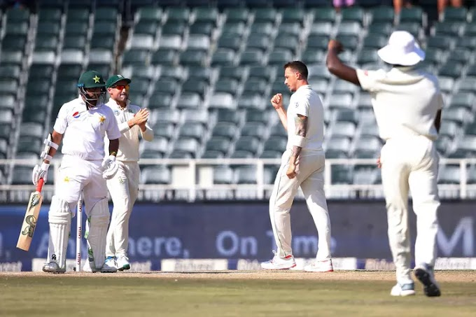 South Africa beat Pakistan by 107 runs in third Test