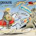 Ben Garrison accidentally reveals he has never read Don Quixote (Cartoon)