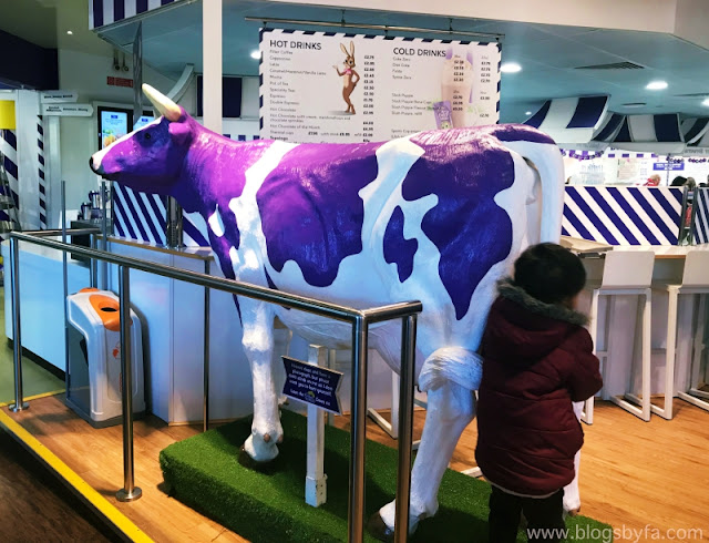 CADBURY WORLD BIRMINGHAM