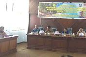 Sekda Buka Seminar Akhir Penyusunan Ripparkab Kepulauan Selayar