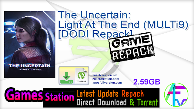 The Uncertain Light At The End (MULTi9) – [DODI Repack]