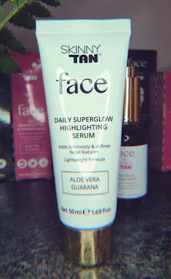 Skinny Tan Daily Superglow Highlighting Serum