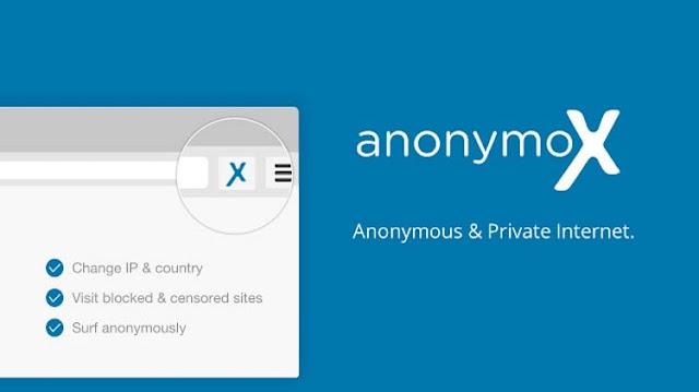 Cara Memasang Anonymox di Chrome