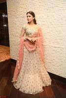 Lavanya Tripathi Mesmerizing Beauty in Chania Choli At Vunnadi Okate Zindagi Movie ~  Exclusive 014.jpg
