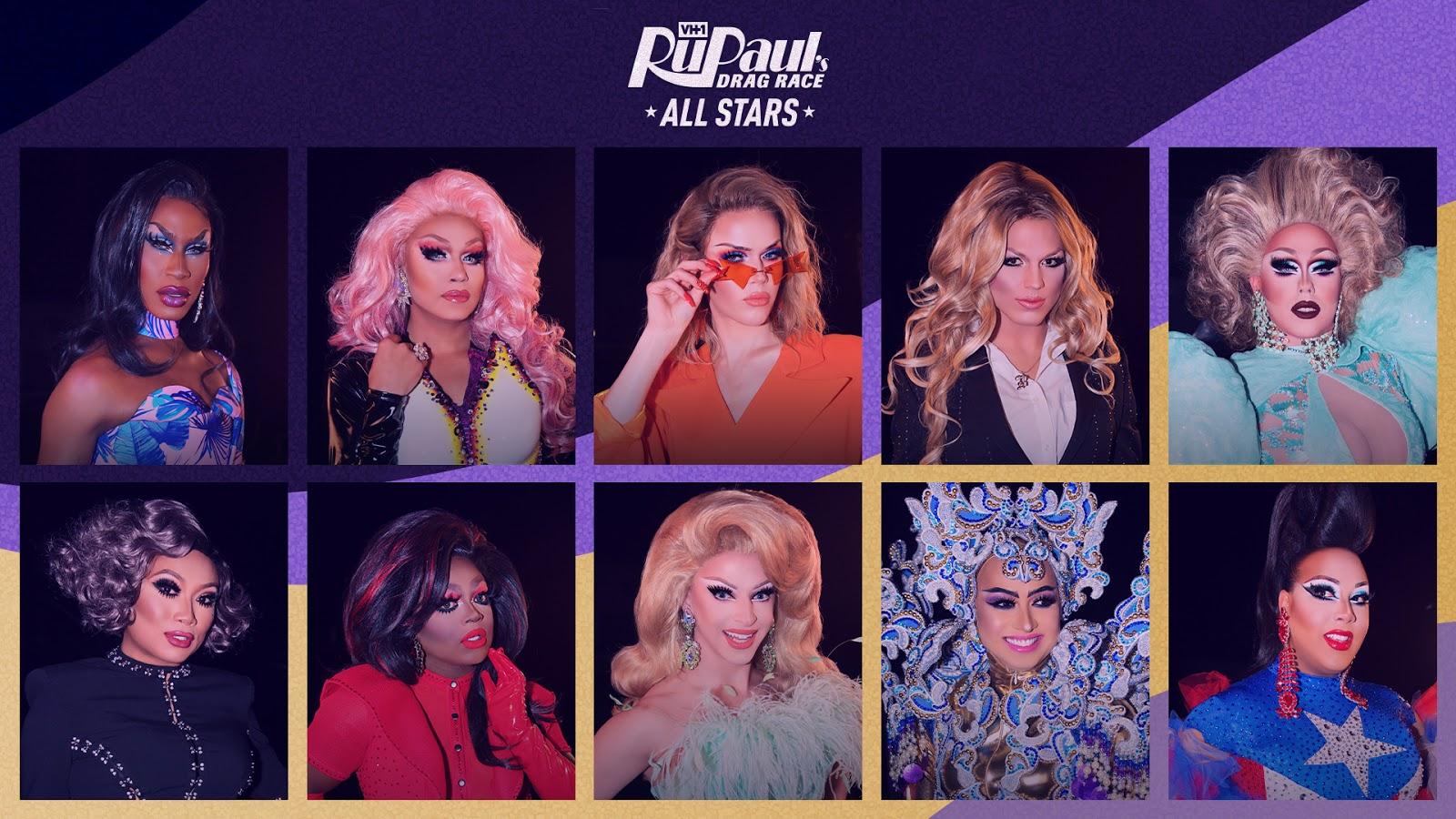 RuPaul's Drag Race All Stars 5 - metroscene mag
