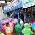 Hujan lokal terjadi di PAUD IT Bina Amal 03