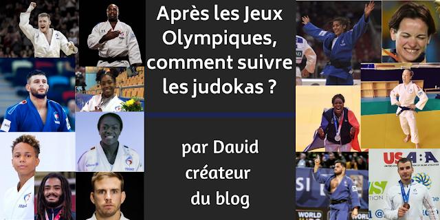 Photo de couverture sur les judokates et judokas Français ayant participé aux jeux olympiques 2021