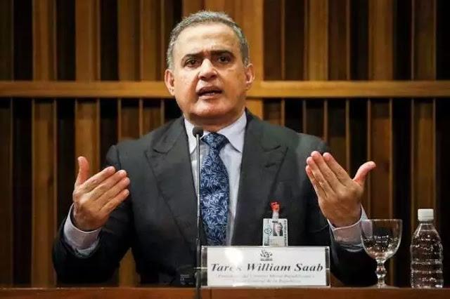 Tarek William Saab: Hay 10 diputados involucrados en el golpe de Estado