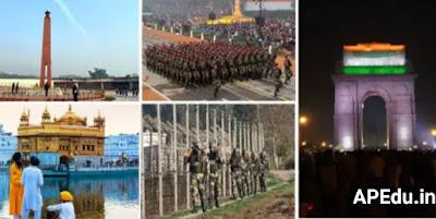 Five Important Places of Patriotism in India