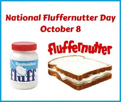 National Fluffernutter Day Wishes Images download